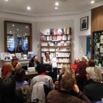 Lecture de Véronique Le Normand chez Gallimard